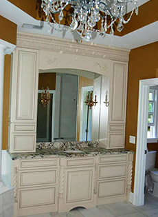 Wet Bar Cabinets MD